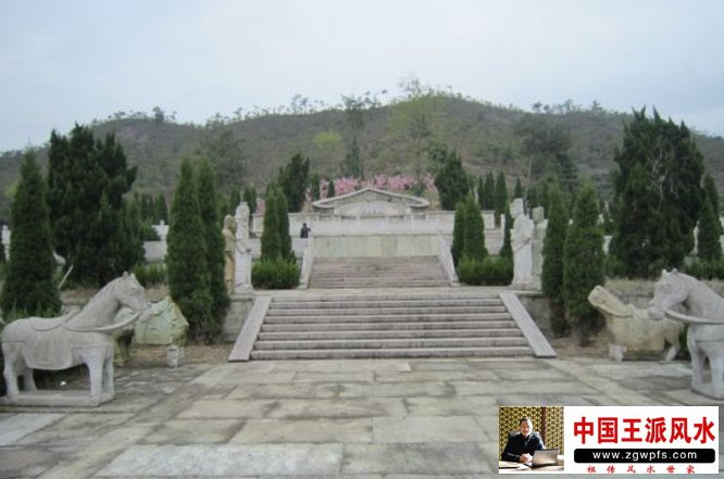 中国王派风水 名人高管祖坟风水考察